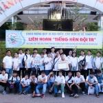 Liên Hoan Tiếng Kèn Đội Ta 2018 Tại Hồ Mây Park