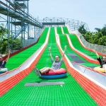 Ultimate Slide game only at Ho May Park